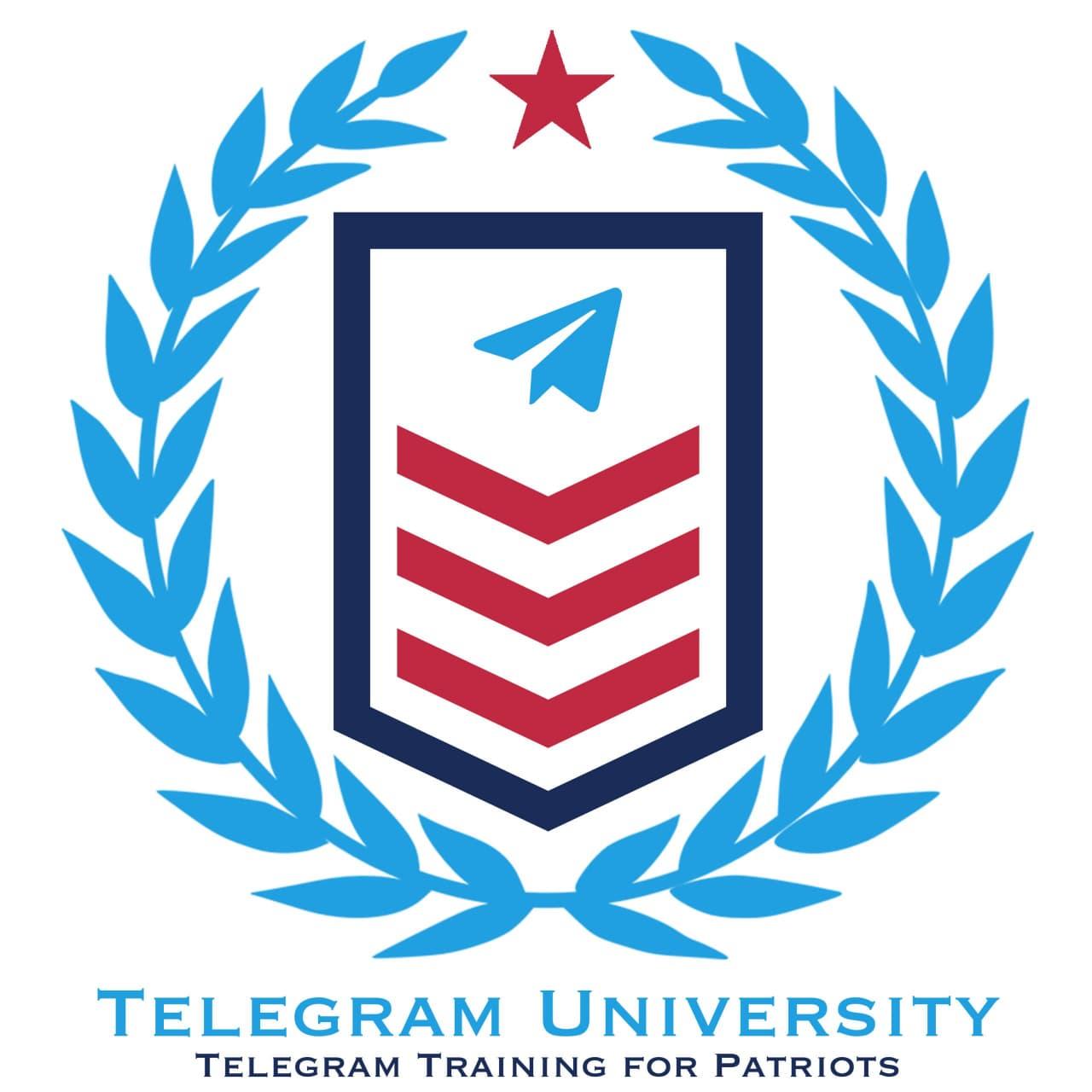 Telegram Training University