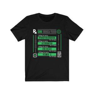 """Corona Cure"" Unisex T-shirt"