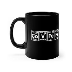"""CovFeFe"" Mug 11oz"