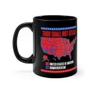 """""""Thou Shall Not Steal"""" Mug 11oz"""