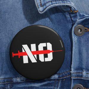 """No Jab"" Buttons"