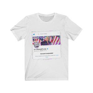"""""""Censored President"""" Unisex T-shirt"""