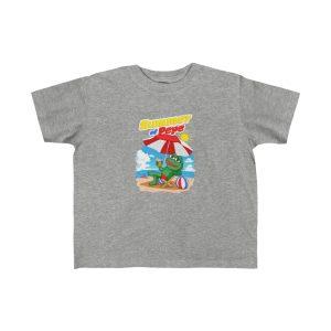 """""""Summer of Pepe"""" Kid's T-shirt"""