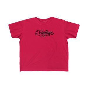 """Vintage 1776"" Kid's T-shirt"