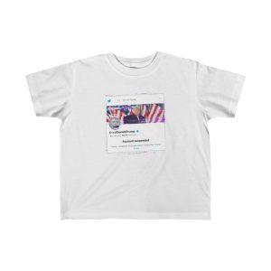 """""""Censored President"""" Kid's T-shirt"""
