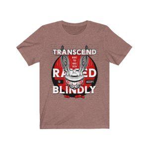 """Raised Blindly"" Unisex T-shirt"