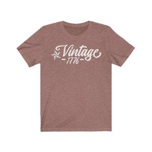 """Vintage 1776"" Unisex T-shirt"