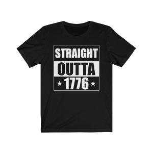 """Straight Outta 1776"" Unisex T-shirt"