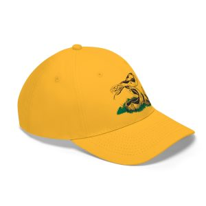"""""""Don't Tread On Me"""" Unisex Embroidered Hat"""