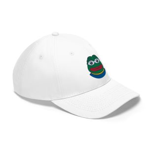 """""""Pepe"""" Unisex Embroidered Hat"""