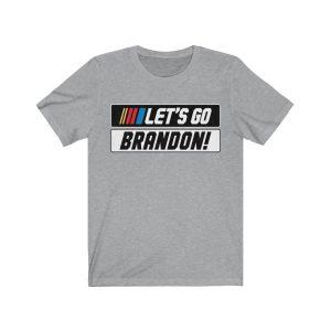 Let's Go Brandon NASCAR T-Shirt