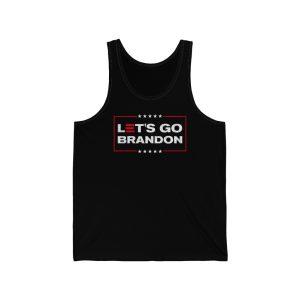 Let's Go Brandon Tank Top