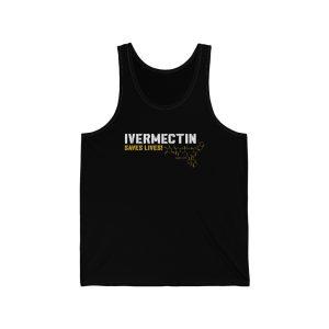 Ivermectin Saves Lives Tank Top