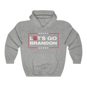 Let's Go Brandon Hoodie