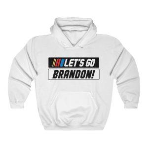 Let's Go Brandon NASCAR Hoodie