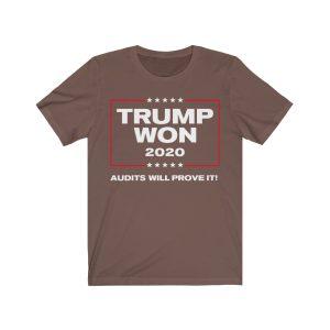Audits Will Prove It T-Shirt