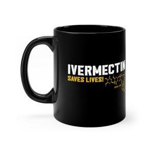 Ivermectin Saves Lives Mug