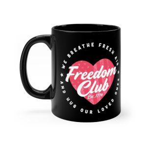 Freedom Club Mug