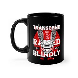 Raised Blindly Mug