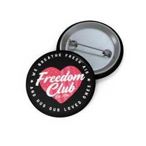 Freedom Club Buttons