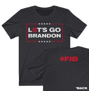 Let's Go Brandon #FJB T-Shirt